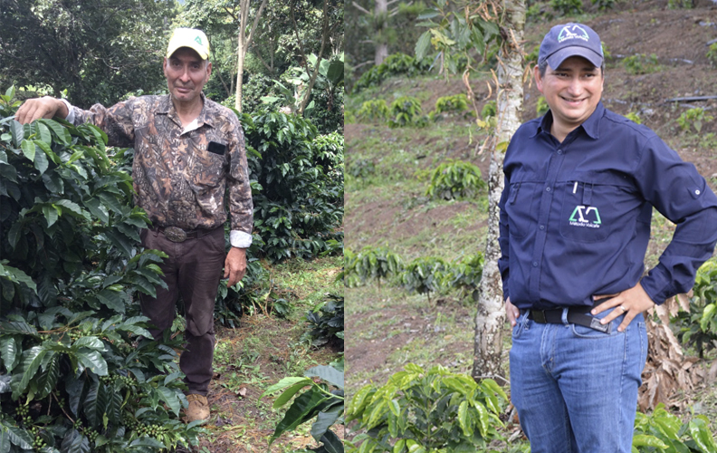 From Guatemala to Finland - our coffee heroes on the world stage