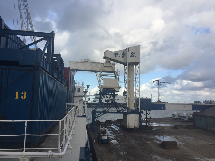 ED&F Man BIBO ship makes 300th voyage
